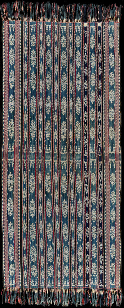 Ikat from Savu, Savu Group, Indonesia